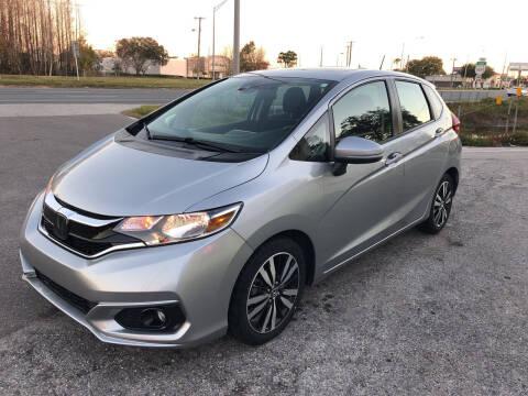 2018 Honda Fit for sale at Reliable Motor Broker INC in Tampa FL