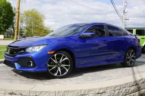 2019 Honda Civic for sale at Platinum Motors LLC in Heath OH