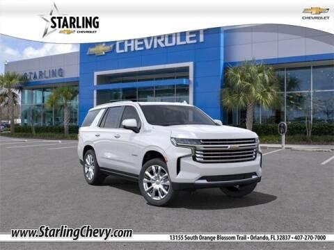 2021 Chevrolet Tahoe for sale at Pedro @ Starling Chevrolet in Orlando FL