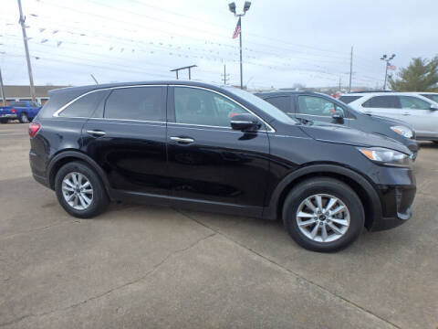 2019 Kia Sorento for sale at BLACKWELL MOTORS INC in Farmington MO