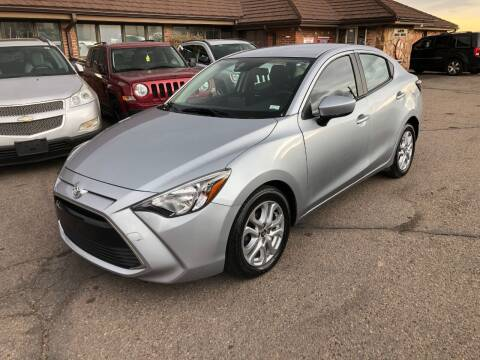 2018 Toyota Yaris iA for sale at STATEWIDE AUTOMOTIVE LLC in Englewood CO