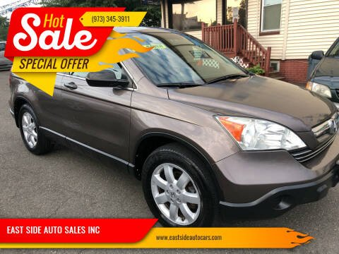 2009 Honda CR-V for sale at EAST SIDE AUTO SALES INC in Paterson NJ