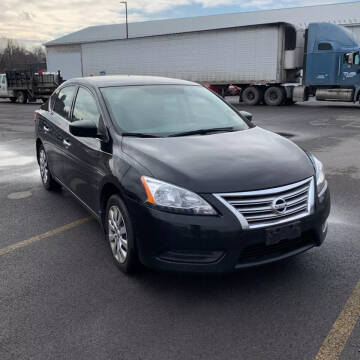 2015 Nissan Sentra for sale at American & Import Automotive in Cheektowaga NY