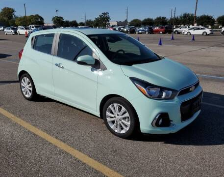 2017 Chevrolet Spark for sale at KAYALAR MOTORS in Houston TX