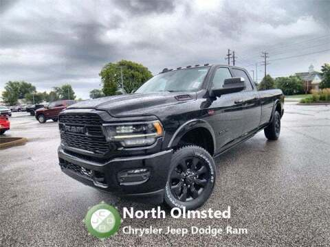 2021 RAM Ram Pickup 2500 for sale at North Olmsted Chrysler Jeep Dodge Ram in North Olmsted OH
