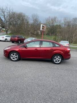 2014 Ford Focus for sale at Karz INC in Funkstown MD