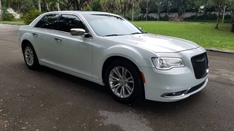 2015 Chrysler 300 for sale at DELRAY AUTO MALL in Delray Beach FL