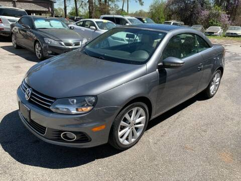 2012 Volkswagen Eos for sale at Philip Motors Inc in Snellville GA