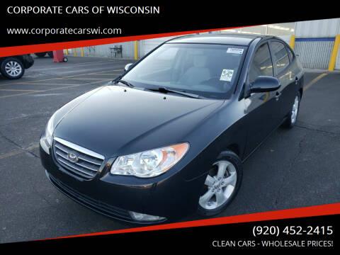 2008 Hyundai Elantra for sale at CORPORATE CARS OF WISCONSIN - DAVES AUTO SALES OF SHEBOYGAN in Sheboygan WI