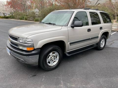 2005 Chevrolet Tahoe for sale at Car World Inc in Arlington VA