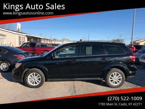 2015 Dodge Journey for sale at Kings Auto Sales in Cadiz KY