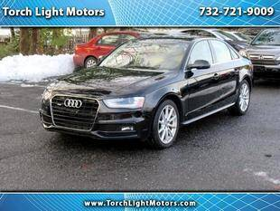 2014 Audi A4 for sale at Torch Light Motors in Parlin NJ
