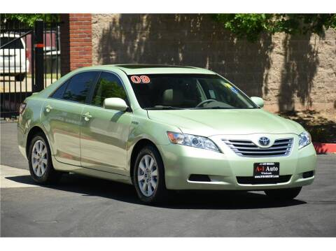 2009 Toyota Camry Hybrid for sale at A-1 Auto Wholesale in Sacramento CA