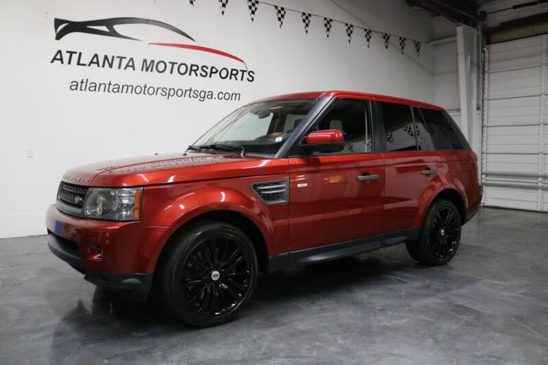 2011 Land Rover Range Rover Sport for sale at Atlanta Motorsports in Roswell GA