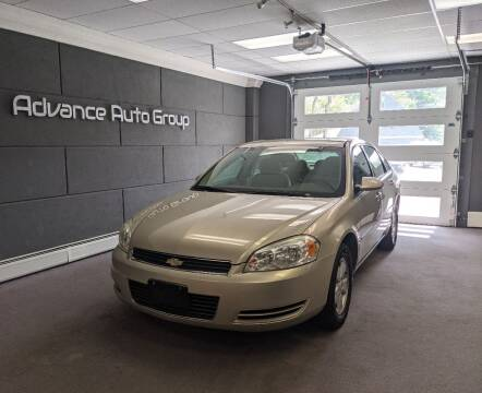 2008 Chevrolet Impala for sale at Advance Auto Group, LLC in Chichester NH