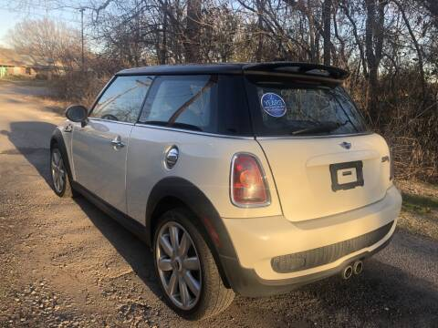2007 MINI Cooper for sale at Pary's Auto Sales in Garland TX