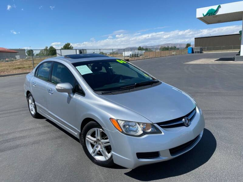 2006 Acura CSX (Rare Canadian Model) for sale at Evolution Auto Sales LLC in Springville UT