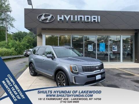 2020 Kia Telluride for sale at Shults Hyundai in Lakewood NY