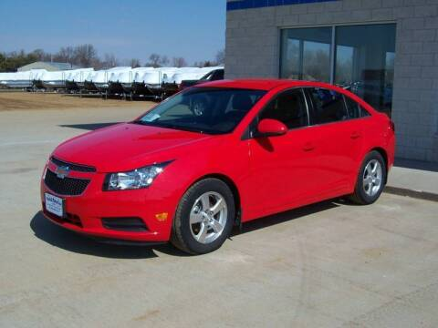 2014 Chevrolet Cruze for sale at Tyndall Motors in Tyndall SD