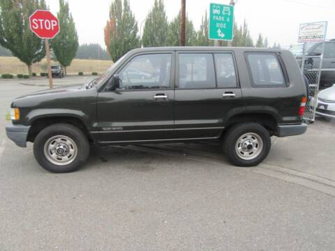 1994 Isuzu Trooper for sale at Car Link Auto Sales LLC in Marysville WA
