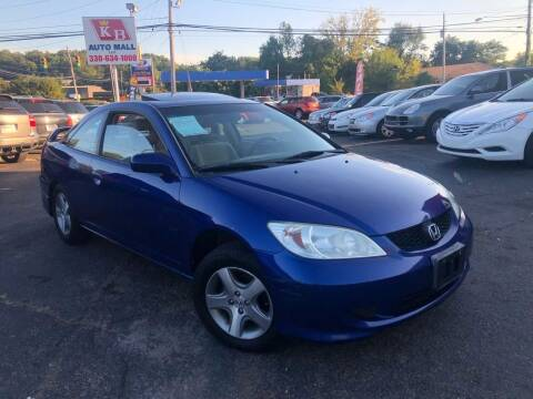 2004 Honda Civic for sale at KB Auto Mall LLC in Akron OH