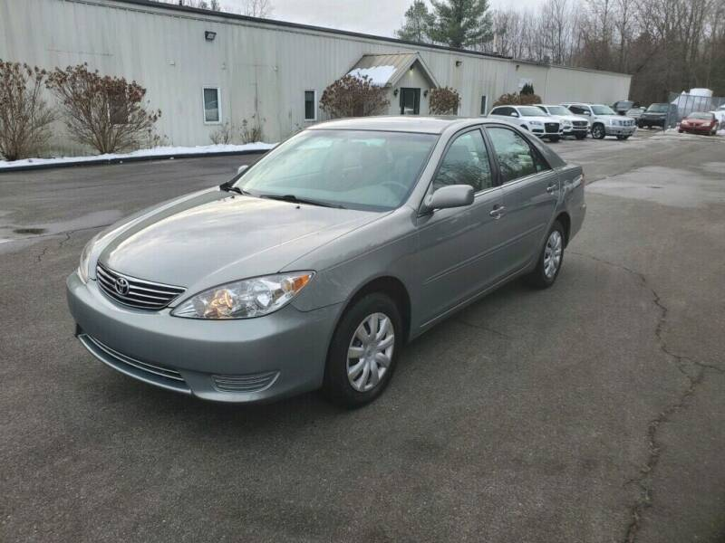 2006 Toyota Camry for sale at Pelham Auto Group in Pelham NH