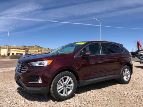 2020 Ford Edge for sale at 1st Quality Motors LLC in Gallup NM