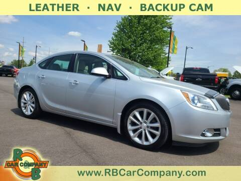 2015 Buick Verano for sale at R & B Car Company in South Bend IN