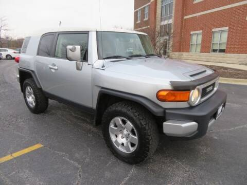 2007 Toyota FJ Cruiser for sale at Import Exchange in Mokena IL