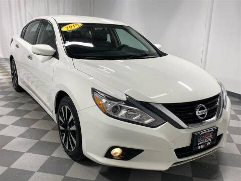 2018 Nissan Altima for sale at Mr. Car LLC in Brentwood MD