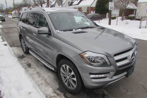 2015 Mercedes-Benz GL-Class for sale at First Choice Automobile in Uniondale NY