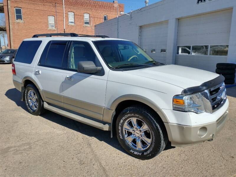 2009 Ford Expedition for sale at Apex Auto Sales in Coldwater KS