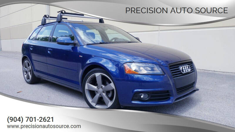 2011 Audi A3 for sale at Precision Auto Source in Jacksonville FL
