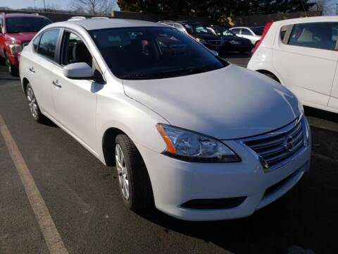 2014 Nissan Sentra for sale at Auto Solutions in Maryville TN