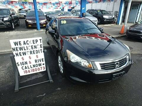 2010 Honda Accord for sale at 4530 Tip Top Car Dealer Inc in Bronx NY