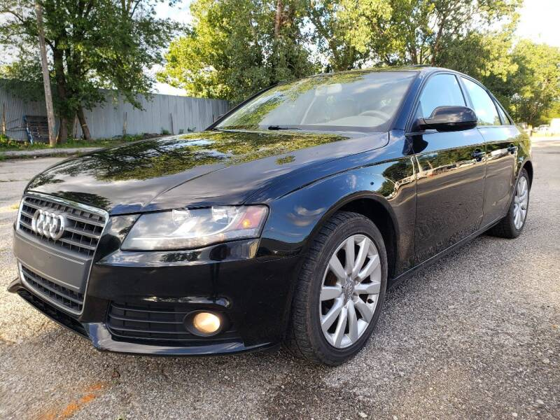 2012 Audi A4 for sale at Flex Auto Sales in Cleveland OH
