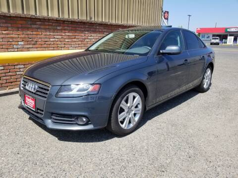 2010 Audi A4 for sale at Harding Motor Company in Kennewick WA
