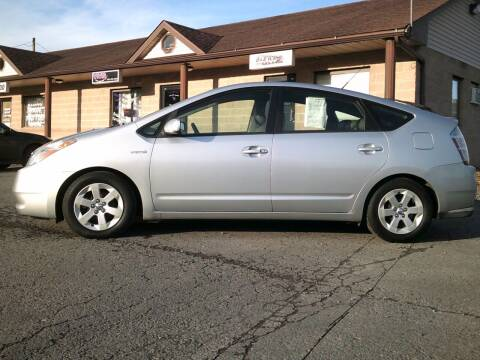 2007 Toyota Prius for sale at On The Road Again Auto Sales in Lake Ariel PA