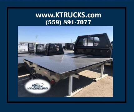 "Rugby Flatbed 9'3"" long 96"" wide 60"" CA for sale at Kingsburg Truck Center - Upfitting in Kingsburg CA"