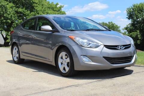 2013 Hyundai Elantra for sale at Harrison Auto Sales in Irwin PA