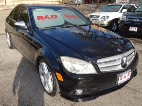 2009 Mercedes-Benz C-Class for sale at R & D Motors in Austin TX