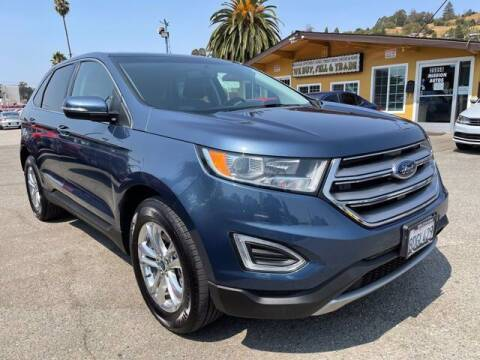 2018 Ford Edge for sale at MISSION AUTOS in Hayward CA