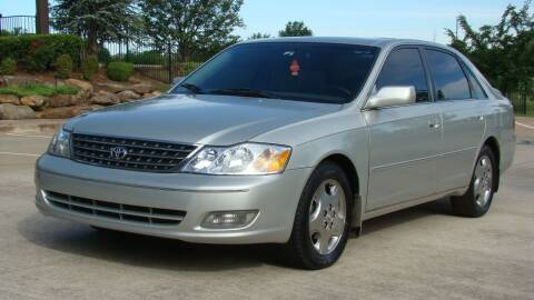 2003 Toyota Avalon for sale at Red Rock Auto LLC in Oklahoma City OK