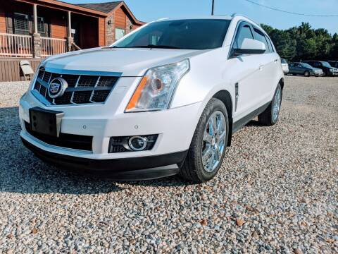 2011 Cadillac SRX for sale at Delta Motors LLC in Jonesboro AR