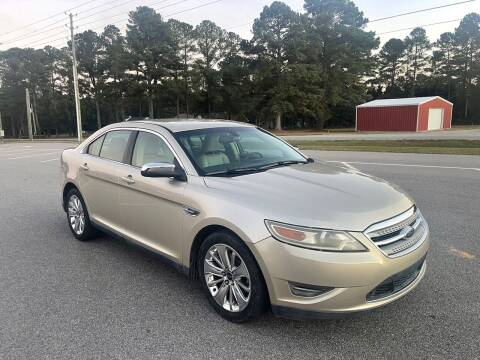 2010 Ford Taurus for sale at Carprime Outlet LLC in Angier NC
