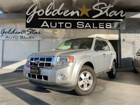 2012 Ford Escape for sale at Golden Star Auto Sales in Sacramento CA