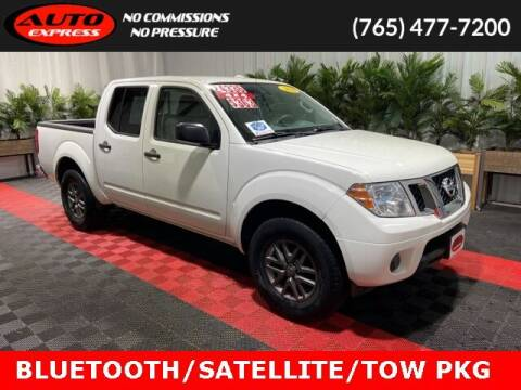 2016 Nissan Frontier for sale at Auto Express in Lafayette IN