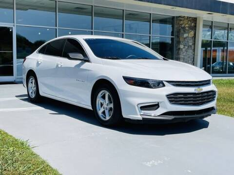 2017 Chevrolet Malibu for sale at RUSTY WALLACE CADILLAC GMC KIA in Morristown TN
