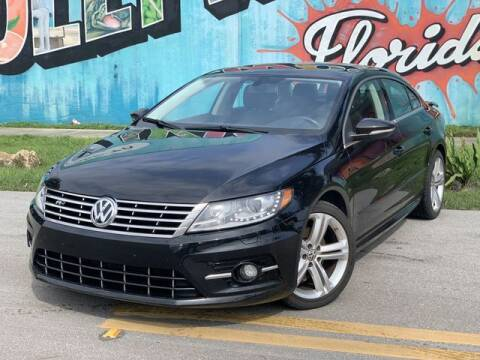 2015 Volkswagen CC for sale at Palermo Motors in Hollywood FL