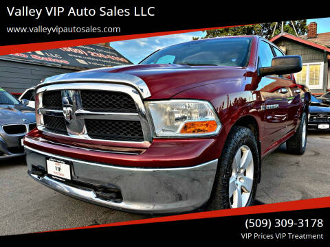 2011 RAM Ram Pickup 1500 for sale at Valley VIP Auto Sales LLC - Valley VIP Auto Sales - E Sprague in Spokane Valley WA